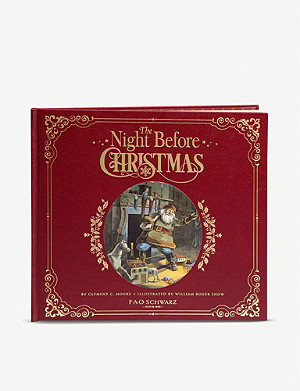 FAO CHRISTMAS The Night Before Christmas book