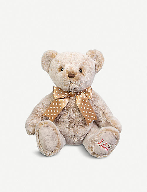 FAO PLUSH Teddy bear soft toy 30.5cm