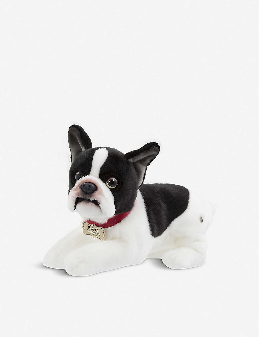 FAO PLUSH: French Bulldog plush toy 27cm