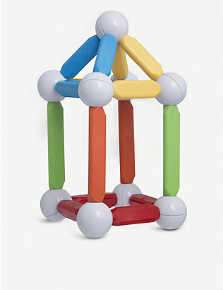 FAO SCHWARZ DISCOVERY: Magnetic building blocks 25-piece set