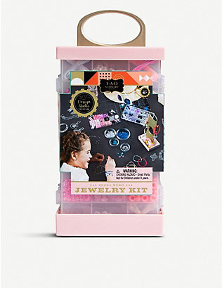 FAO SCHWARZ: Jewellery making kit with carrying case