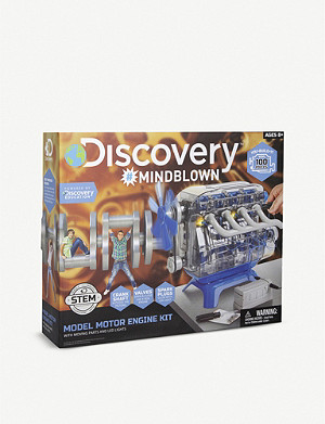 FAO SCHWARZ DISCOVERY Discovery Mindblown model engine kit