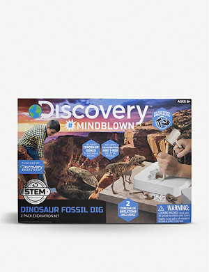 FAO SCHWARZ DISCOVERY Discover dinosaur excavation kit