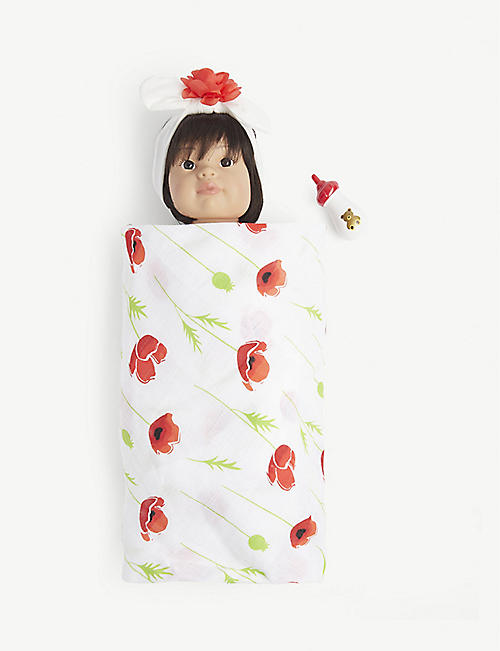 MY F.A.O DOLL Poppy doll 31.75cm