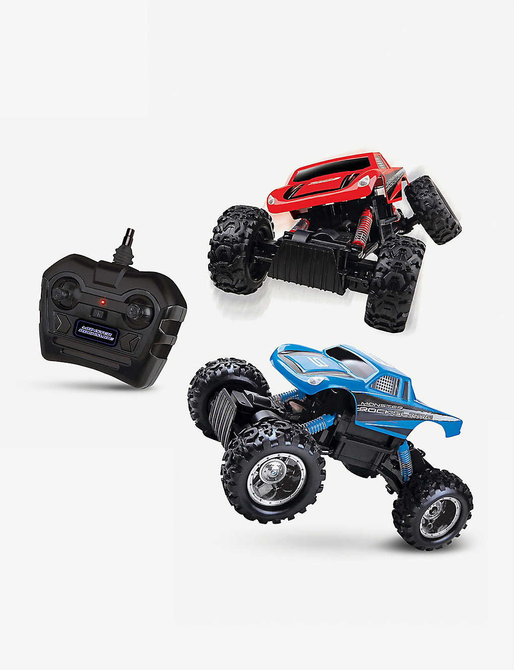 FAO SCHWARZ SHARPER IMAGE: Monster Rockslide remote-controlled assorted monster truck