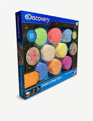 FAO SCHWARZ DISCOVERY Create a Shape Foam set of eight