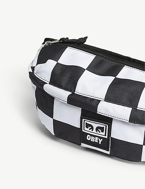 OBEY Drop Out sling pack