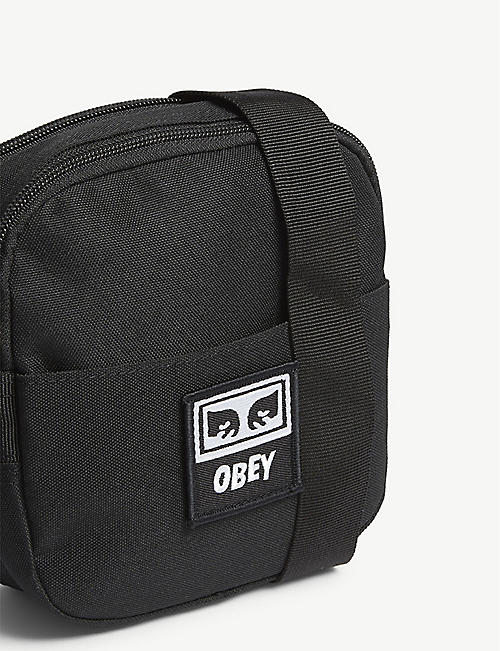OBEY Obey drop out traveler bag
