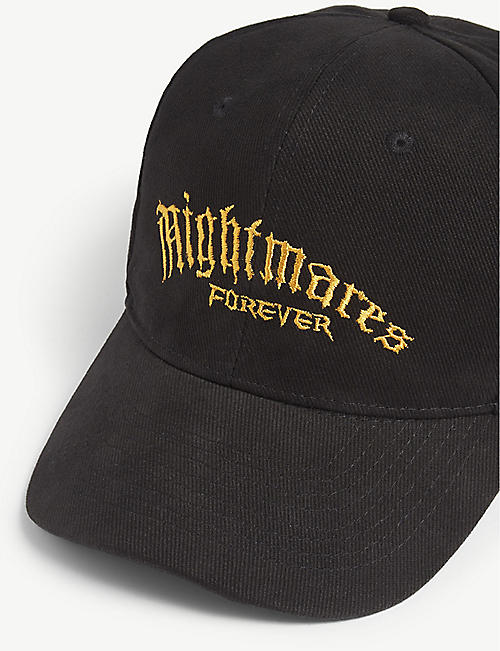 SAINT LONDON Nightmares Forever cap