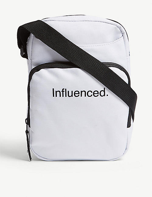 FAMT 'Influenced' nylon cross-body bag