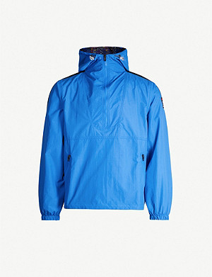 BILLIONAIRE BOYS CLUB Reversible shell jacket