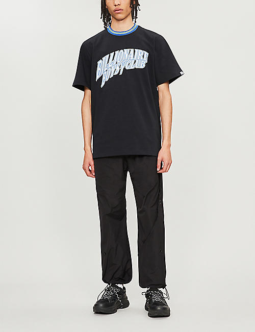 058d4adbf BILLIONAIRE BOYS CLUB Graphic-print cotton-jersey T-shirt