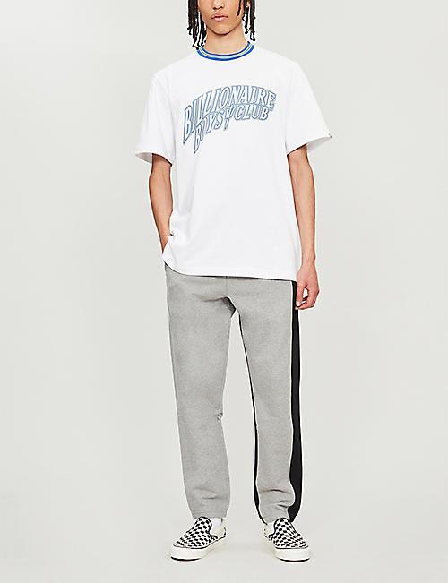 389f4e2f1 BILLIONAIRE BOYS CLUB Graphic-print cotton-jersey T-shirt