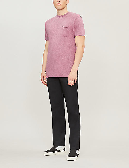 TWENTY Brooks marled jersey T-shirt
