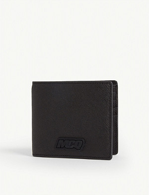 MCQ ALEXANDER MCQUEEN Hyper leather wallet
