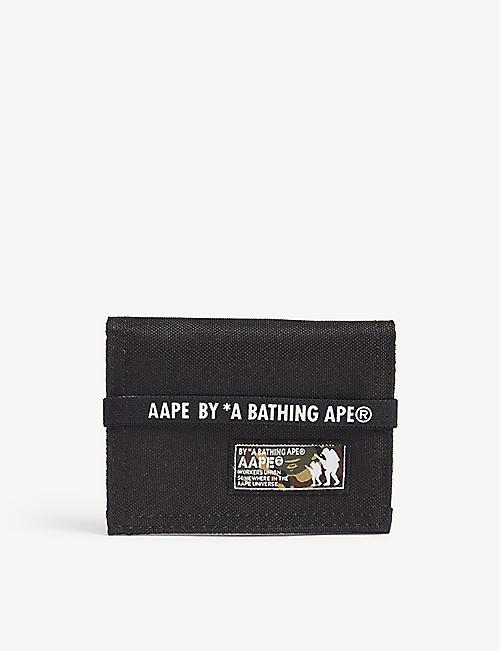 AAPE Branded wallet a4fcb5ff8a5c