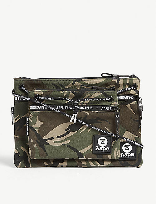 AAPE Cordura bag