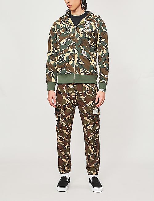 c733b5c7fff Jogging Bottoms - Trousers & shorts - Clothing - Mens - Selfridges ...