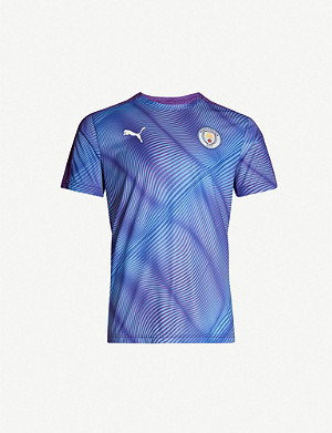 PUMA Manchester City crewneck jersey football shirt