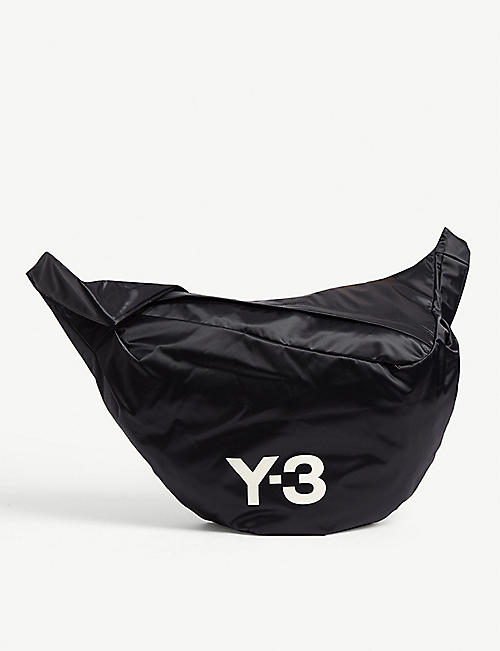 Y3 Nylon trainer bag
