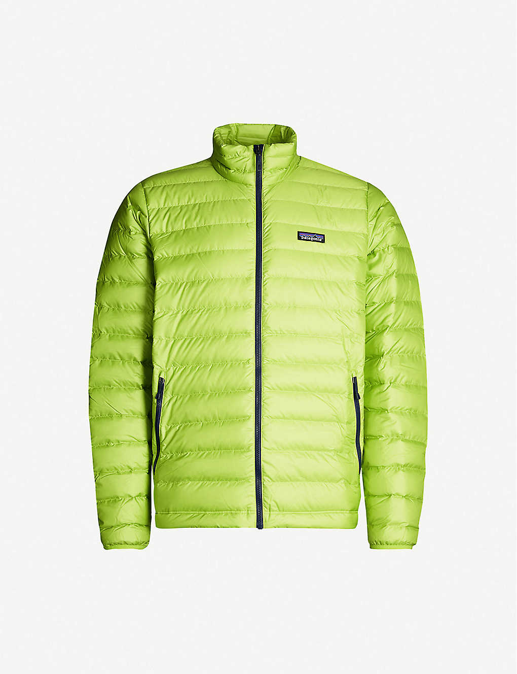 PATAGONIA: Funnel-neck shell-down jacket