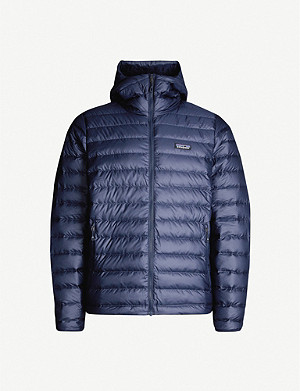 PATAGONIA Hooded padded shell-down jacket