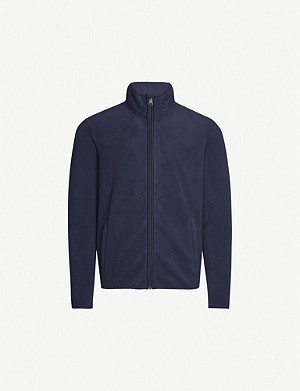 NAPAPIJRI Tokyo zip-through fleece sweatshirt