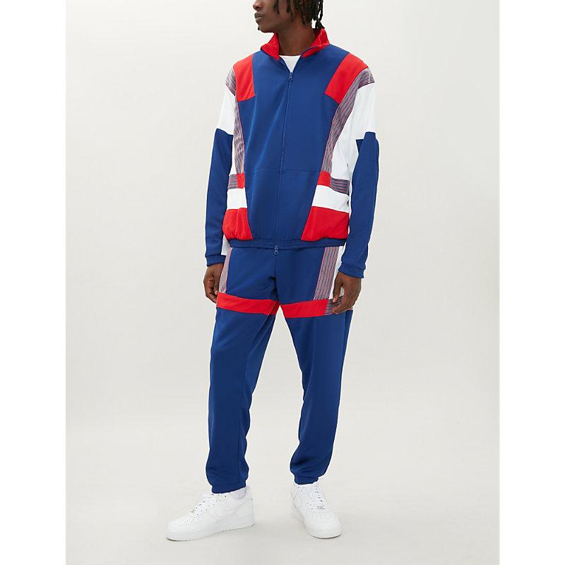 NIKE   Nike X CLOT Stretch-Jersey Tracksuit   Goxip