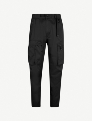NIKE ACG high-rise cotton cargo trousers