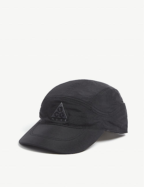 2d8766c2a44 NIKE Embroidered logo nylon baseball cap