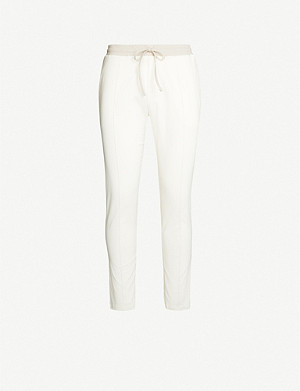 PREVU Salvatore slim-fit woven trousers