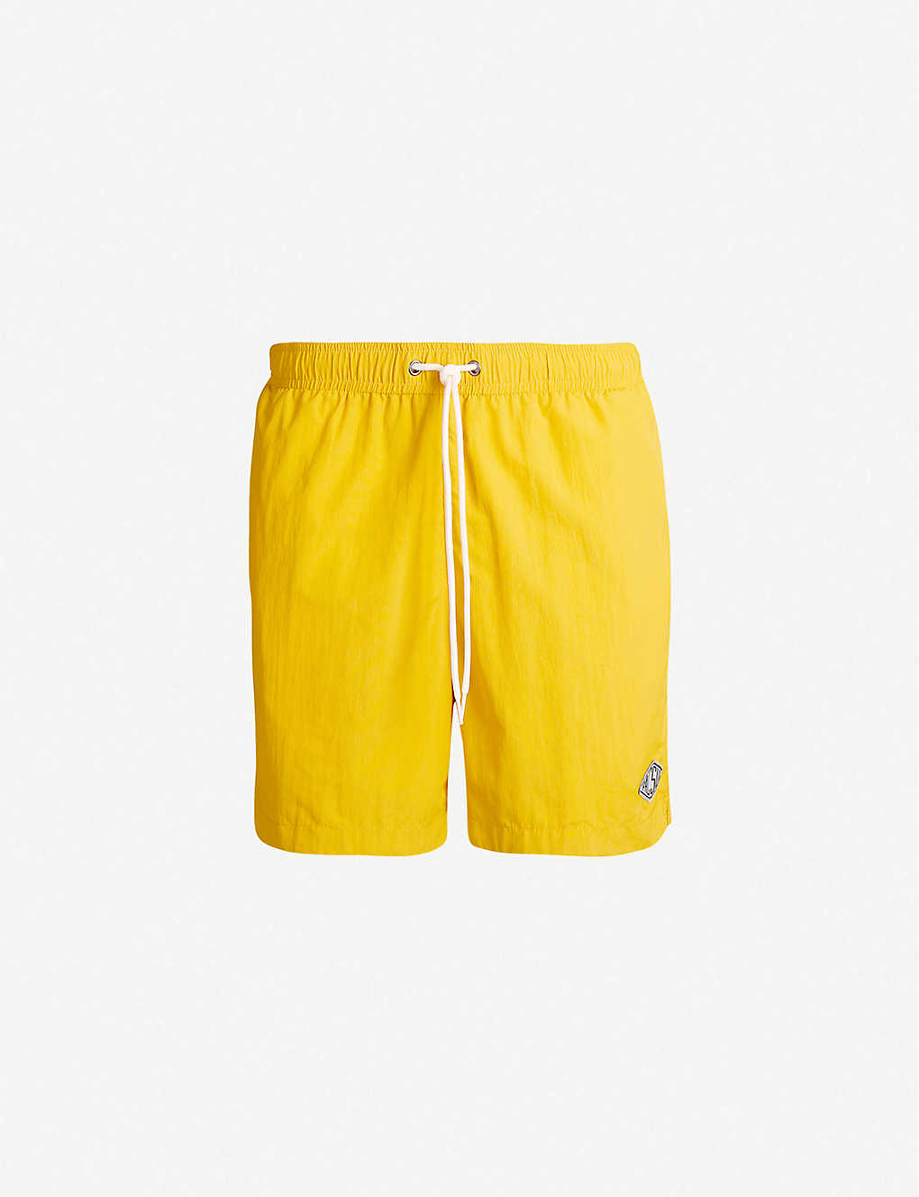 a0d428f1c4e PACSUN - Solid relaxed-fit mid-rise swim shorts | Selfridges.com