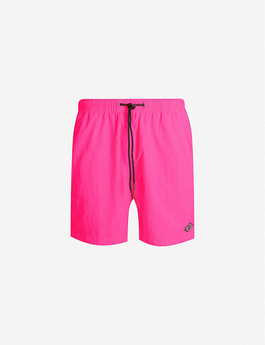 c66ae27f78 PACSUN - Logo-print swim shorts   Selfridges.com