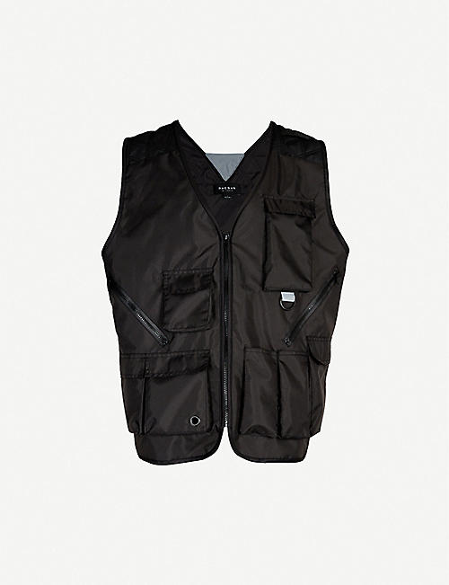 f36f46cbe9 PACSUN - Coats & jackets - Clothing - Mens - Selfridges   Shop Online