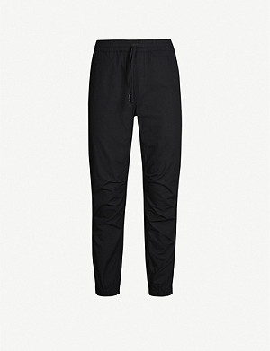 CARHARTT WIP Coleman cotton jogging trousers
