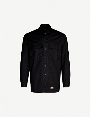 CARHARTT WIP Laxford relaxed-fit cotton-twill shirt
