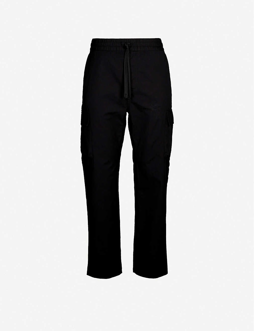 918485f2 CARHARTT WIP - Laxford relaxed-fit cotton-twill trousers ...