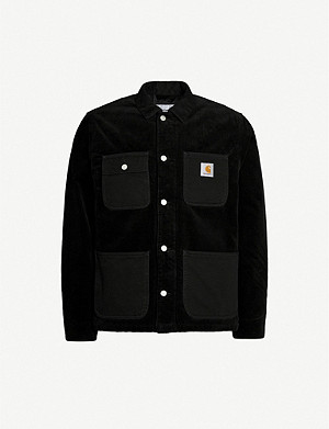 CARHARTT WIP Michigan relaxed-fit corduroy jacket