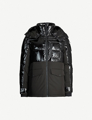 MOOSE KNUCKLES Dugland shell-down jacket