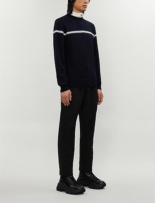 FUSALP Briey merino wool jumper