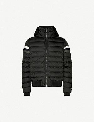FUSALP Miage funnel neck shell jacket