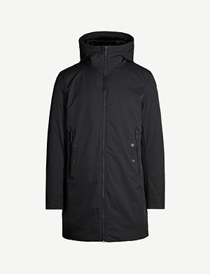 FUSALP Gezi FF funnel-neck padded shell jacket