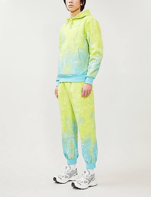 CLOT Star-print jersey jogging bottoms