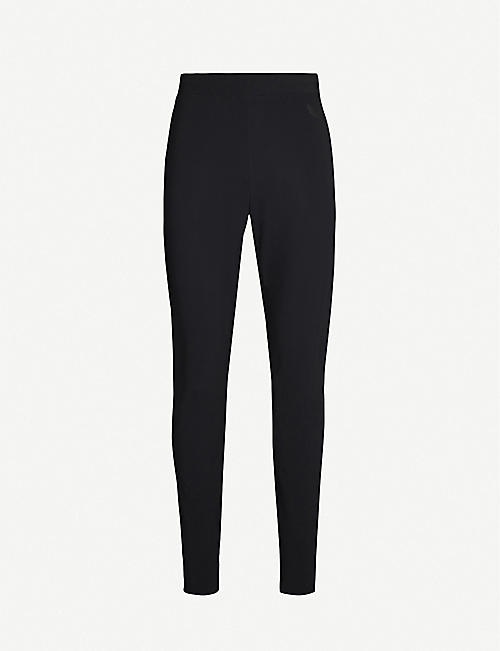 CASTORE Ponting tapered stretch-jersey jogging bottoms