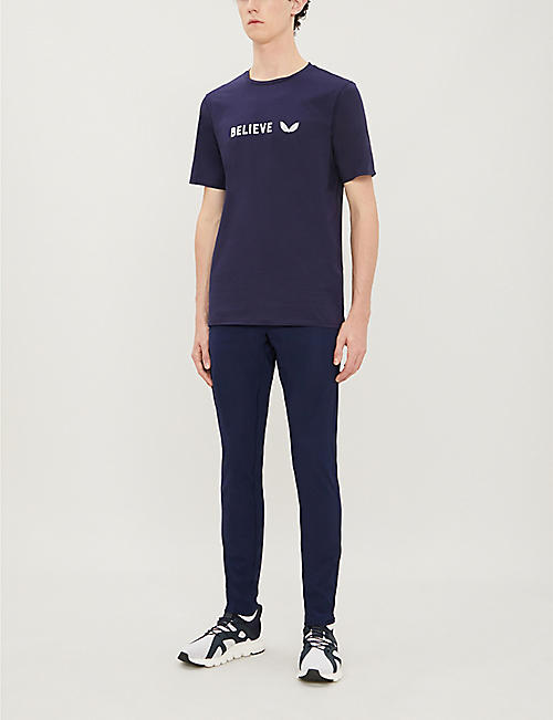 CASTORE Michael stretch-jersey jogging bottoms