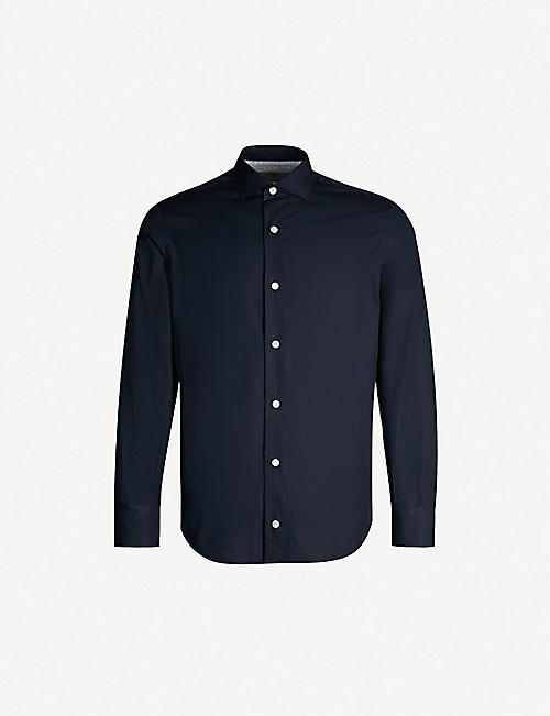 ELEVENTY Regular-fit cotton shirt