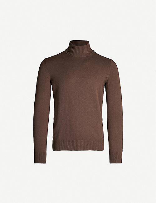 f19424c8f39 Cashmere - Knitwear - Clothing - Mens - Selfridges | Shop Online