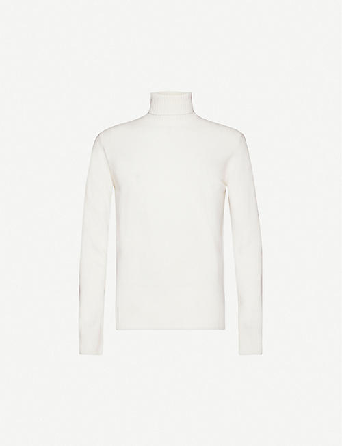 ELEVENTY Turtleneck cashmere jumper
