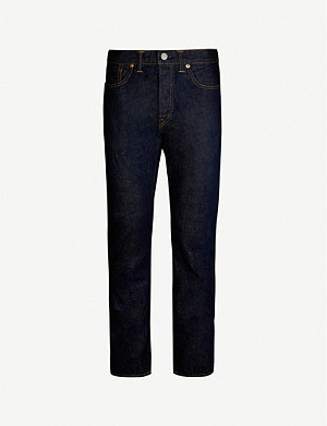 RRL Regular-fit straight jeans