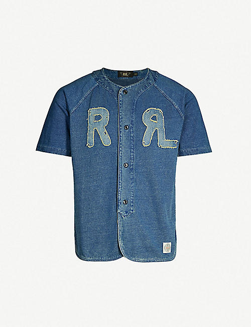 b70f37b5 RRL - Tops & t-shirts - Clothing - Mens - Selfridges | Shop Online